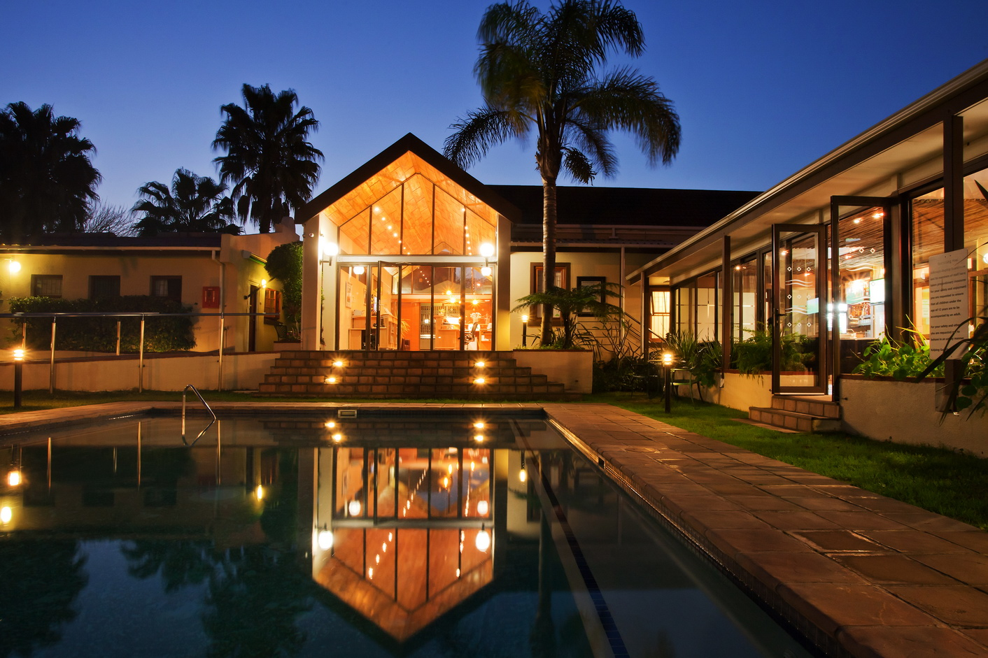 Guest House Conference Centre In Durbanville