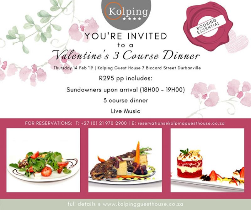 Valentine's Dinner Invitation